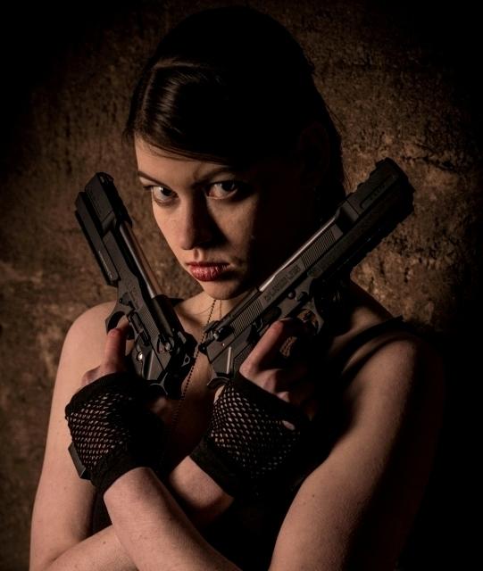 Lara Croft 02 by Mircalla-Tepez