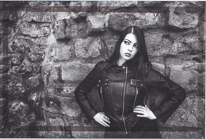 Leather Jacket by Mircalla-Tepez