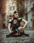 Gothic Girl by Mircalla-Tepez