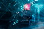 Cyberpunk 02 by Mircalla-Tepez