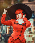 Cosplay: Madame Red, Part III by Mircalla-Tepez