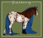 Fjallhestin Import 039 (claimed)