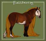 Fjallhestin Import 086 (Claimed)