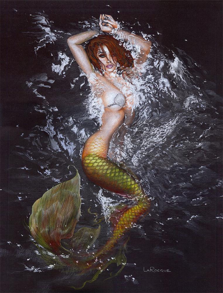 mermaid by TheExiler