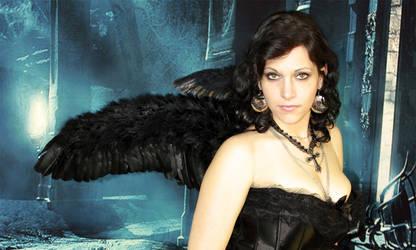 Winged Diva