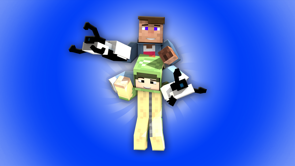 Dner skin  Unge and Dner - #MinecraftReset by ItzRiio on DeviantArt