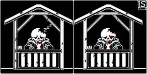 HorrorTale Sans (Sleeping)
