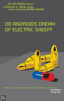 'Do Androids Dream of Electric Sheep?' Poster