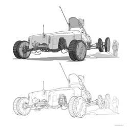 mars rover or so