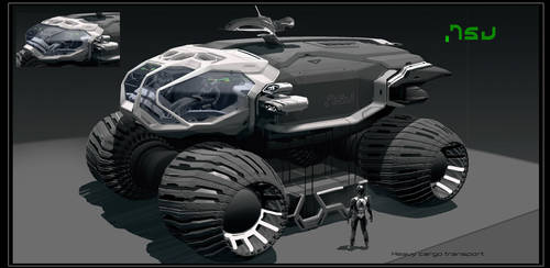 bubble car by Scharborescus