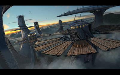 futu city 3 by Scharborescus