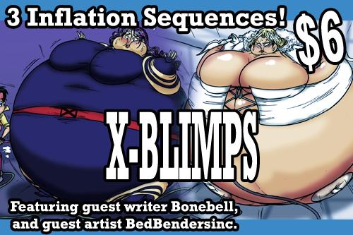 X-Blimps by Yer-Keij-fer-Cash