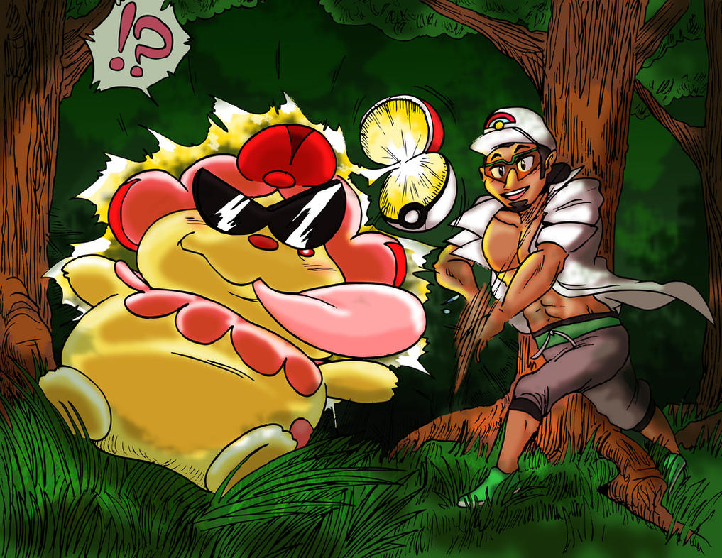 Kukui and Cookie 2 by Yer-Keij-fer-Cash