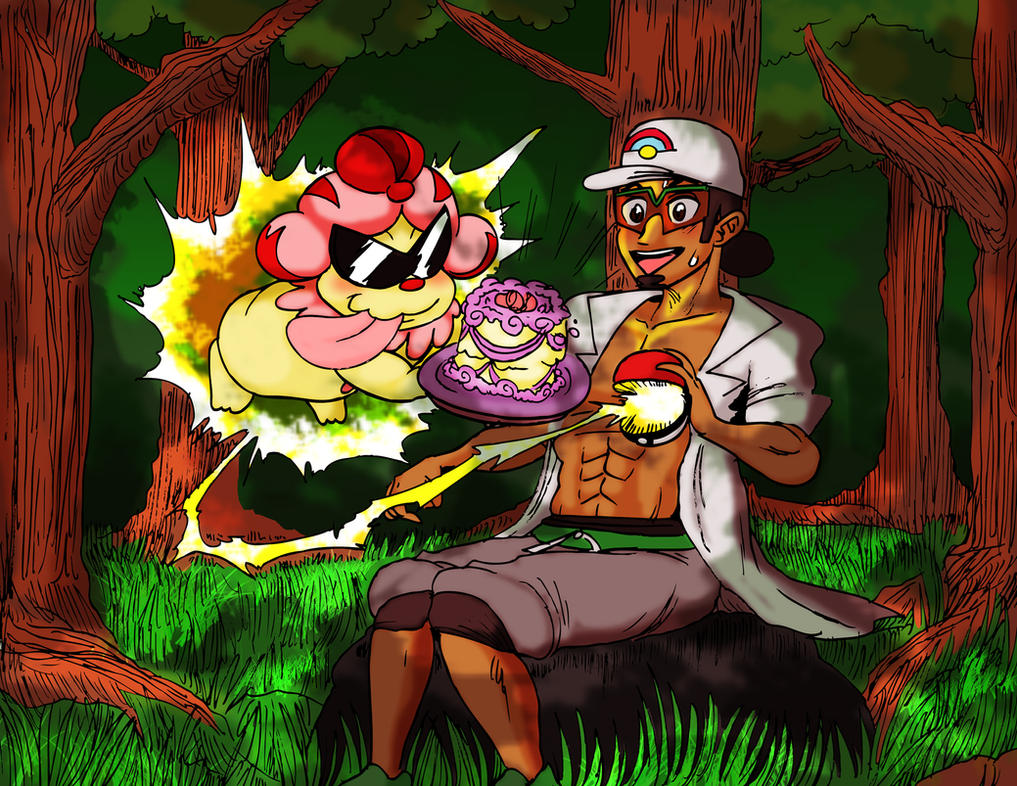 Kukui and Cookie 3 by Yer-Keij-fer-Cash