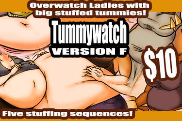 Tummywatch Version F by Yer-Keij-fer-Cash