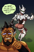 Stupid Sexy Genji by Yer-Keij-fer-Cash