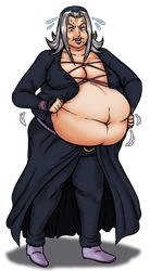 Abbacchio Pudge by Yer-Keij-fer-Cash