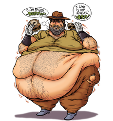 Old Joseph Fatty by Yer-Keij-fer-Cash