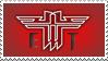 Enemy Territory Stamp by Apperhension
