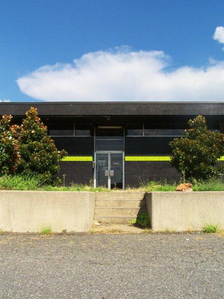Corridors of Crap: Closed Bank Branch by jwebbermedia