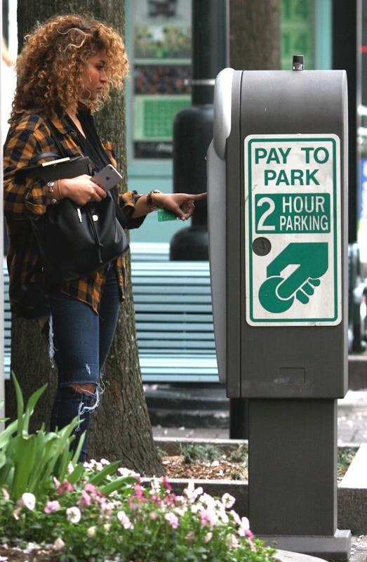 Pay to Park by jwebbermedia
