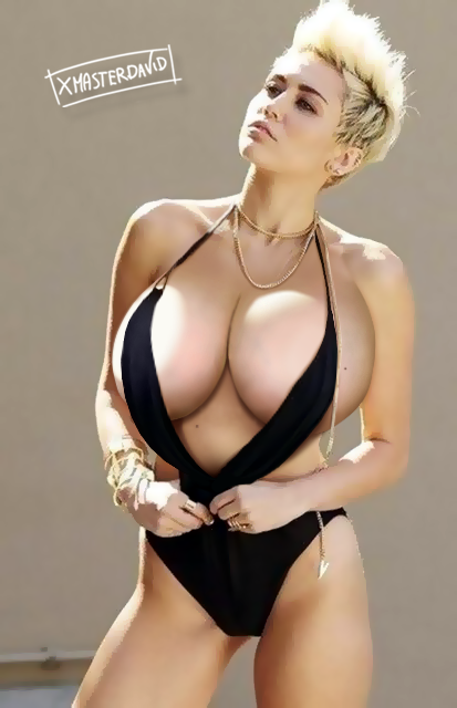 Miley Cyrus Big Boobs