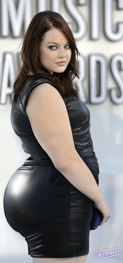Bbw pear in line