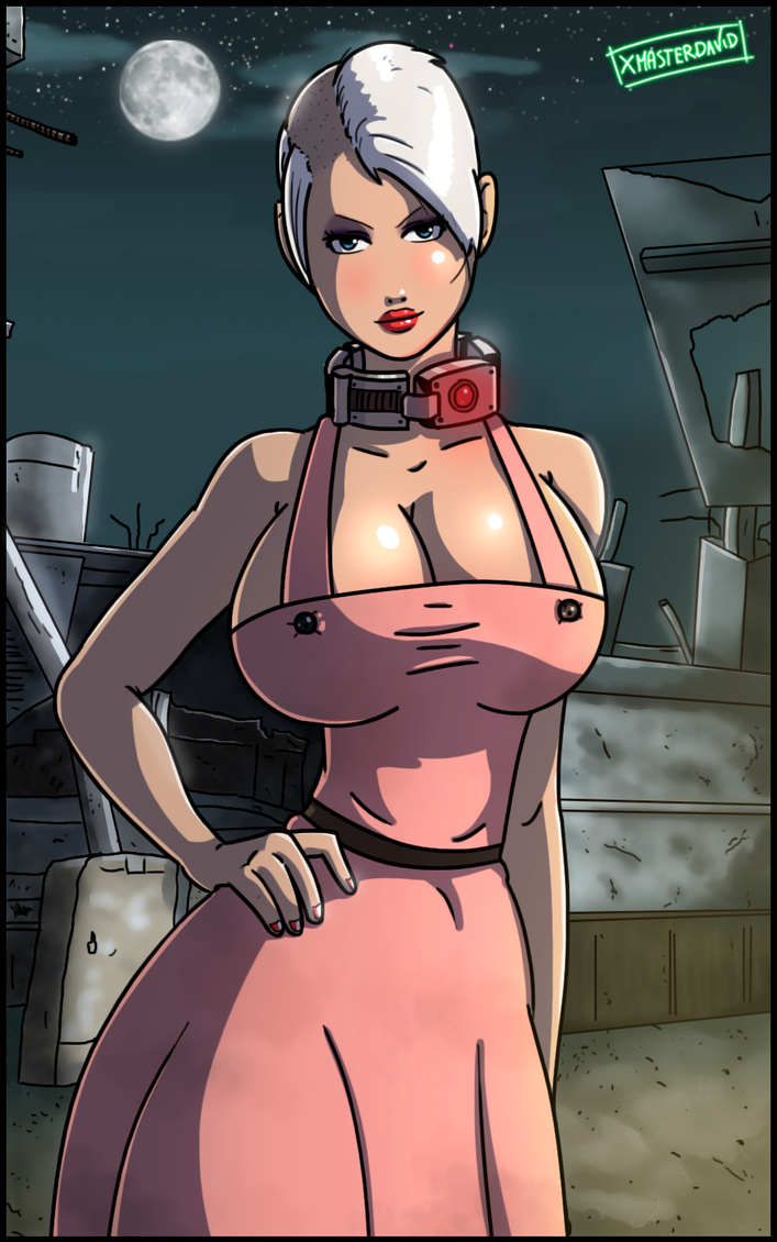 Fucking clover in fallout 3 sexy chicks