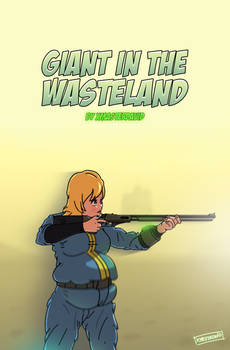 GIANT IN THE WASTELAND IS FINISHED!