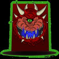 DoomGoonTheEighth by KernaaliTanuli
