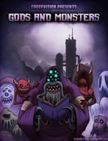 GodsAndMonsters - Cover by KernaaliTanuli