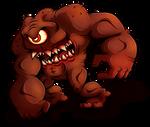 Serious Sam - GNAARGH! by LewdBacon