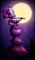 Commission - Evil Marie