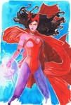 Scarlett Witch commission