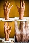 monster hand prosthetic