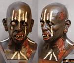 african shaman possessed zombi