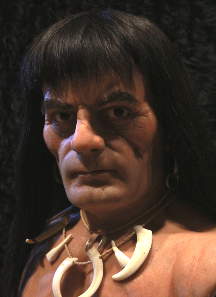 Frazetta`s Conan life size bust by glaucolonghi