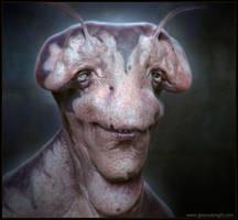 Alien Mib by glaucolonghi