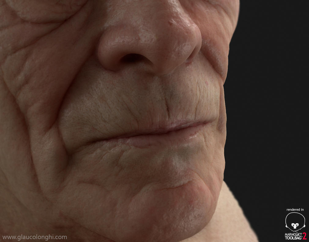 Skin realtime study by glaucolonghi