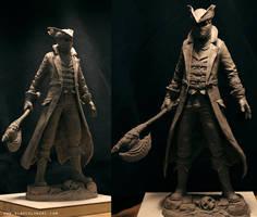 Bloodborne statue
