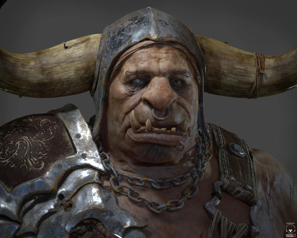 Orc by glaucolonghi