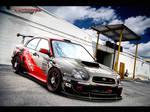 Darkness Design-Subaru Impreza