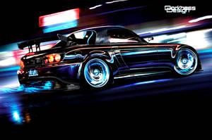 DarknessDesign-Honda S2000 by DarknessDesign