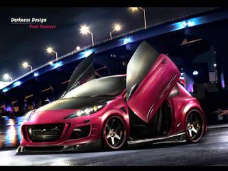 DarknessDesign Peugeot 207 by DarknessDesign