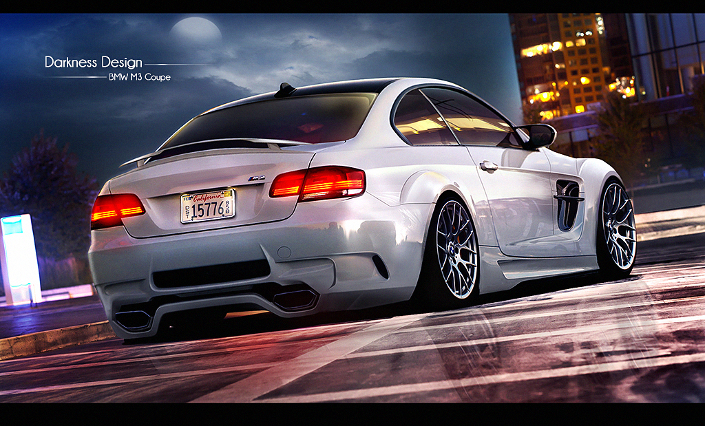 Darkness Design - M3 Coupe by DarknessDesign