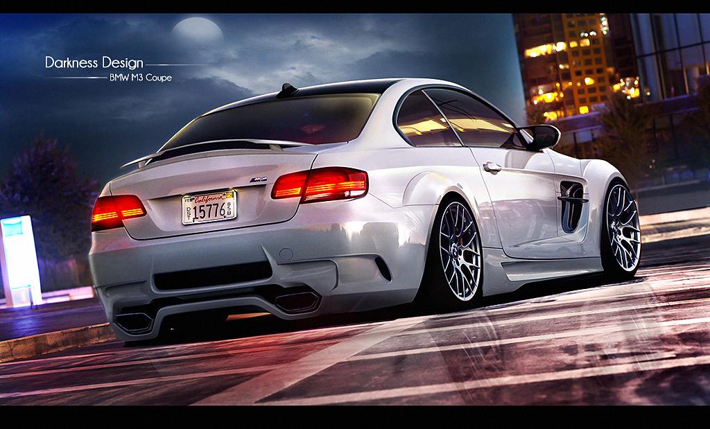 Darkness Design - M3 Coupe by DarknessDesign