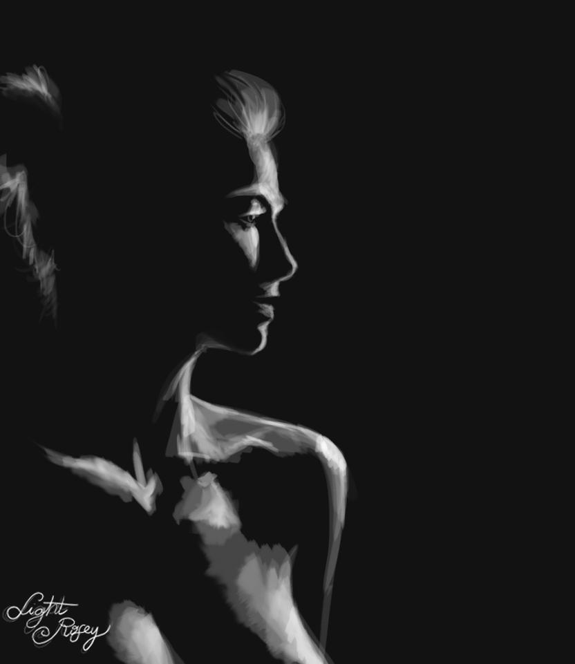 Light Study by JulietWilliams