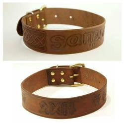 Dog Collars by jedlybravo