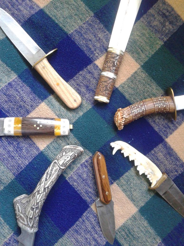 Knives of the Round by jedlybravo