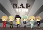 Happy 1st Anniversary, B.A.P!! :D